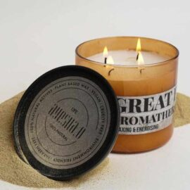GREAT ESCAPE Aroma Therapy Candle